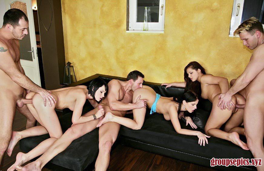 Порно групповуха фото онлайн бесплатно
